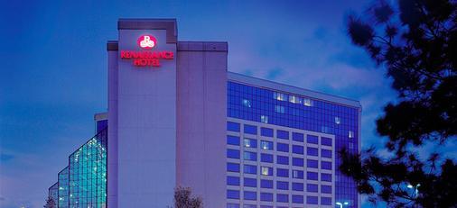 费城机场万丽酒店 - 费城 - 建筑