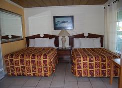 欧斯纳精品酒店 - 圣克莱门特 - 睡房