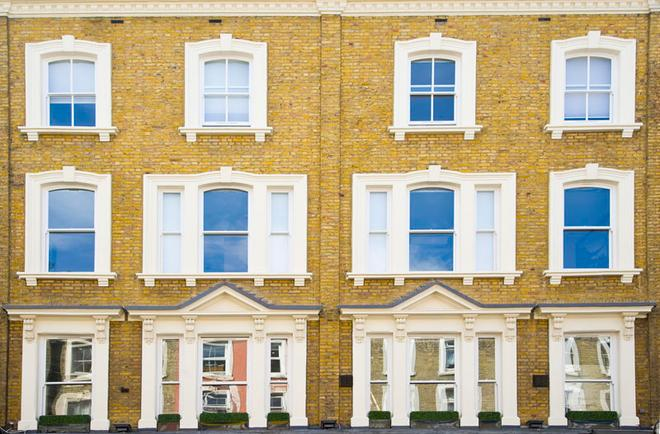 伦敦阁酒店 - 伦敦 - 建筑