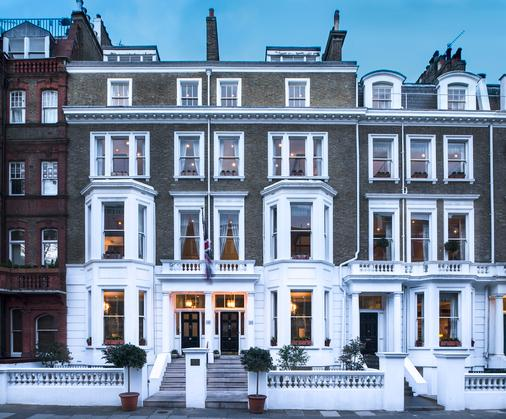 克兰利酒店 - 伦敦 - 建筑