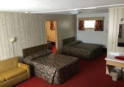 Cedars Motel - Ironwood - 睡房
