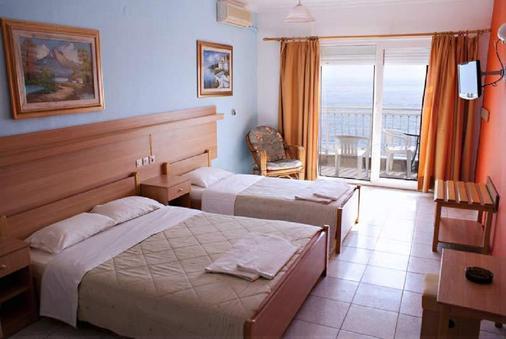 Hotel Themis - Katerini - 睡房