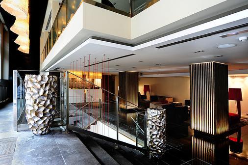 巴塞罗纳布鲁姆斯酒店 - 巴塞罗那 - 大厅
