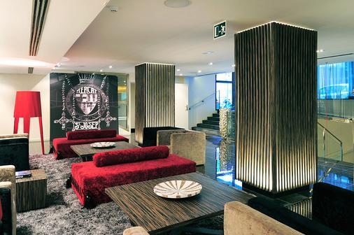 巴塞罗纳布鲁姆斯酒店 - 巴塞罗那 - 休息厅