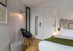 Hôtel Maison Malesherbes By Happyculture - 巴黎 - 睡房