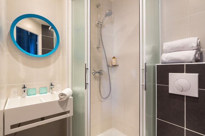 快乐文化奥兹酒店 - 尼斯 - 浴室