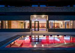 克劳斯特霍夫酒店 - 巴特莱辛哈尔 - 游泳池