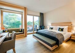克劳斯特霍夫酒店 - 高山度假和 SPA - 巴特莱辛哈尔 - 睡房