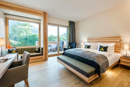 克劳斯特霍夫酒店 - 巴特莱辛哈尔 - 睡房