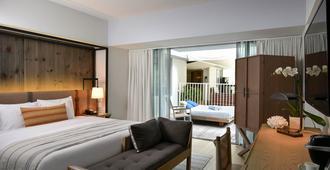 维克多南海滩酒店 - 迈阿密海滩 - 睡房