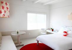 迈阿密海滩联排别墅酒店 - 迈阿密海滩 - 睡房