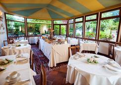 锡耶纳圣卡塔林纳酒店 - 锡耶纳 - 餐馆