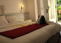 戛纳丽可酒店 - 戛纳 - 睡房
