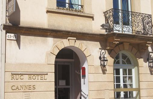 戛纳丽可酒店 - 戛纳 - 建筑