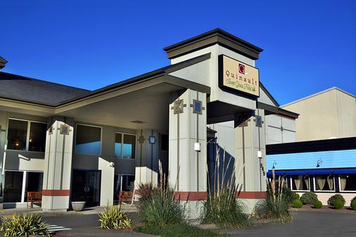 奎诺尔特甜草酒店 - Ocean Shores - 建筑