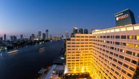曼谷湄南河畔华美达广场酒店 - 曼谷 - 建筑