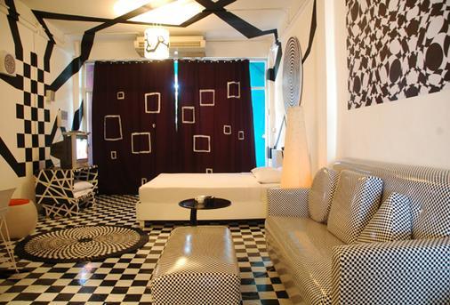 凡帝佩斯酒店 - 曼谷 - 客厅
