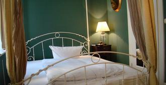 库丹阿尔特格兰瑞酒店 - 柏林 - 睡房