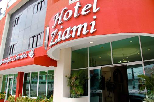 夏米酒店 - 韦拉克鲁斯 - 建筑