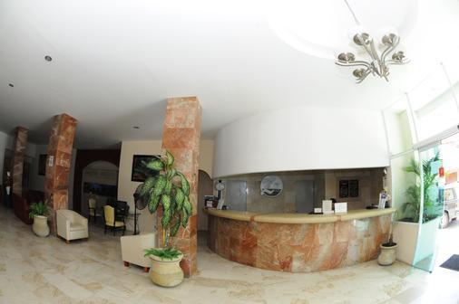 夏米酒店 - 韦拉克鲁斯 - 柜台