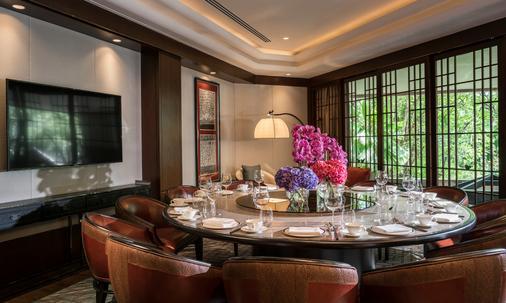 新加坡四季酒店 - 新加坡 - 餐厅
