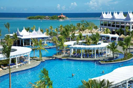 RIU Montego Bay - 蒙特哥贝 - 游泳池