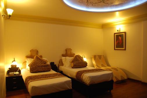 那格浦尔阿肖克酒店 - 那格浦尔 - 睡房