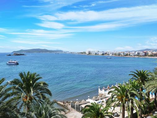 热带花园公寓酒店 - 伊维萨镇 - 海滩