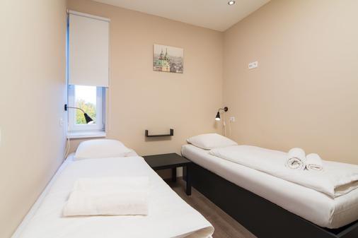 布拉格佩蒂特酒店 - 布拉格 - 睡房
