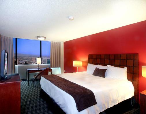 菲茨杰拉德拉斯维加斯酒店 - 拉斯维加斯 - 睡房