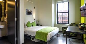 波士顿国际青年旅舍 - 波士顿 - 睡房