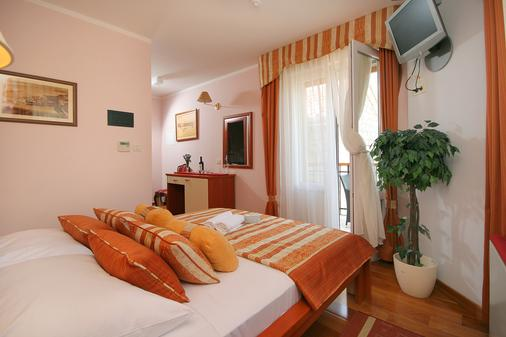 特罗吉尔酒店 - 特罗吉尔 - 睡房