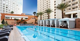 拉斯维加斯哈拉之家赌场酒店 - 拉斯维加斯 - 游泳池
