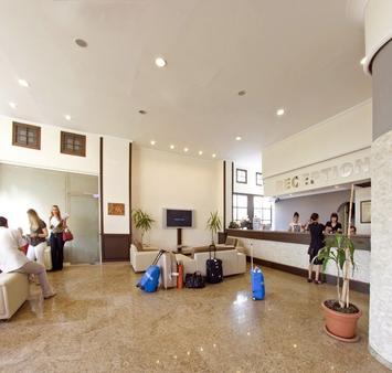阿拉贝拉世界酒店 - 阿拉尼亚 - 柜台