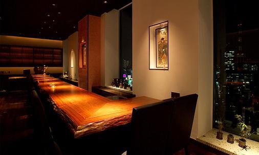 东京三井花园银座酒店 - 东京 - 酒吧