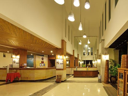 兰塔沙洲Spa度假酒店 - 高兰 - 柜台