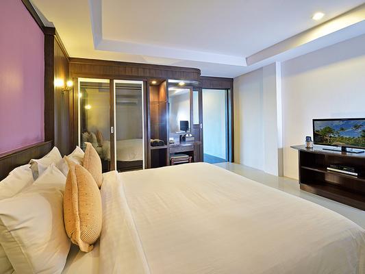 兰塔沙洲Spa度假酒店 - 高兰 - 睡房