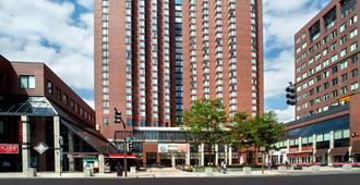 波士顿剑桥万豪酒店 - 剑桥 - 建筑