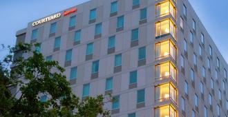 波特兰市中心万怡酒店 - 波特兰 - 建筑