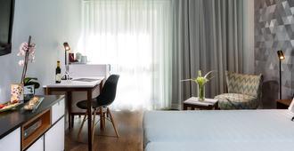 普利马特拉维夫酒店 - 特拉维夫 - 睡房