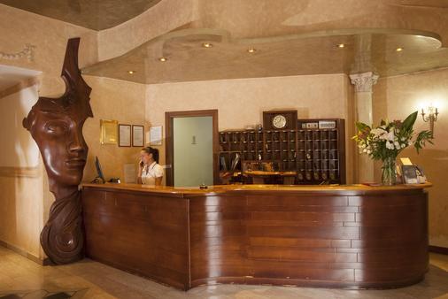 罗莎别墅酒店 - 罗马 - 柜台