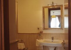 罗莎别墅酒店 - 罗马 - 浴室
