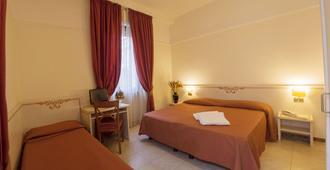 罗莎别墅酒店 - 罗马 - 睡房