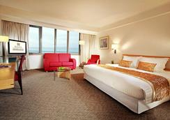 富豪机场酒店 - 香港 - 睡房