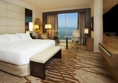 巴拿马希尔顿酒店 - 巴拿马城 - 睡房