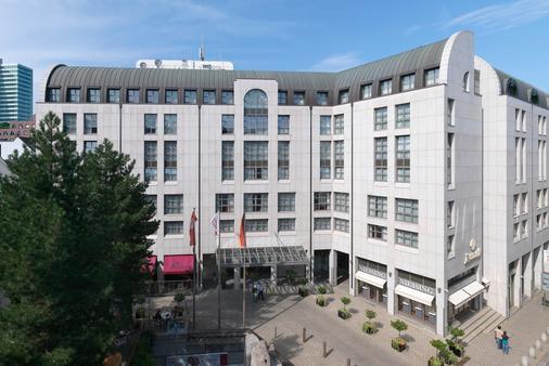 汉堡万豪酒店 - 汉堡 - 建筑