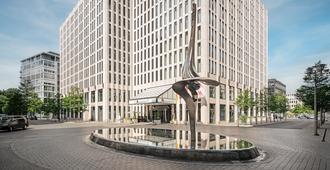 柏林万豪酒店 - 柏林 - 建筑