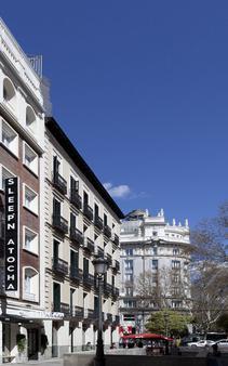 马德里布尔塔旅馆 - 马德里 - 建筑