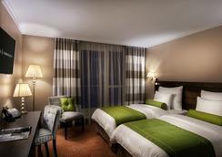 布拉格大都会酒店 - 布拉格 - 睡房