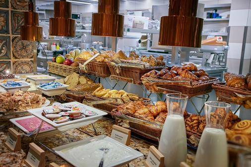 布拉格大都会酒店 - 布拉格 - 自助餐